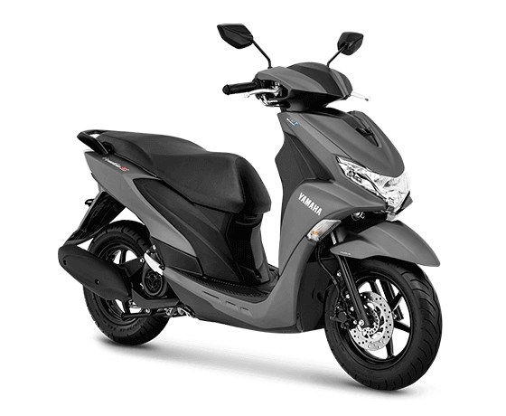 Yamaha FREEGO ABS