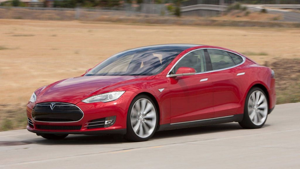 Daftar Mobil Tesla