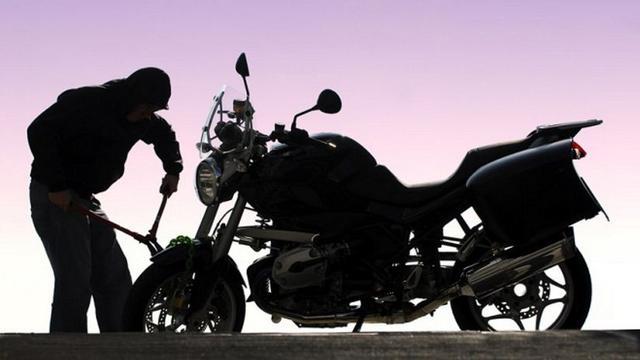 Tips Menghindari Pencurian Sepeda Motor