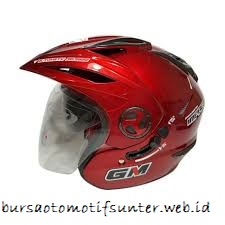 GM New Imprezza Solid Double Visor