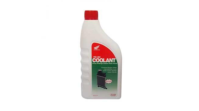 Air Radiator atau Coolant
