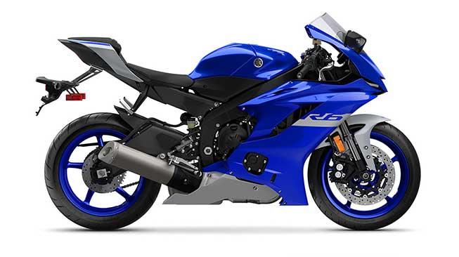 All New Yamaha R6