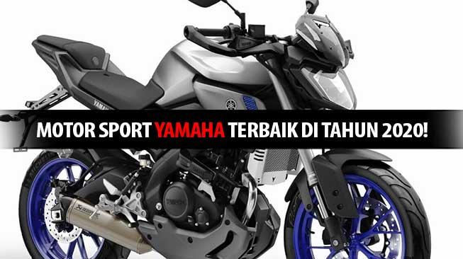 Motor Sport Yamaha Terbaik