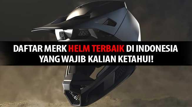 Helm Terbaik di Indonesia